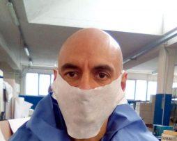 mascherina monouso