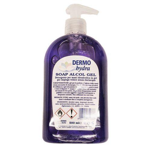 Dermo Soap Alcool Gel
