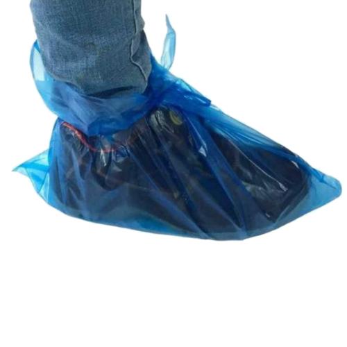 Copri scarpe monouso con lacci