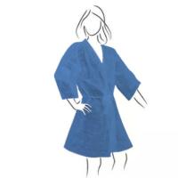 Kimono TNT Bluette